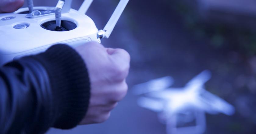 ドローン操縦効能のための練習方法