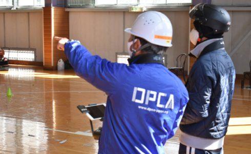 長野県上田市のドローン講習会