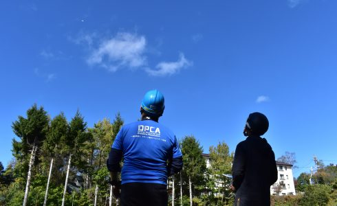 ドローン講習会の開催報告(2021.10.9・10)in 長野県上田市菅平